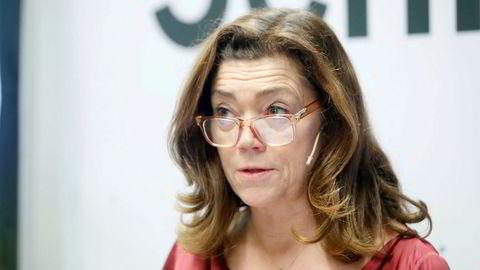 Kristin Skogen Lund deltok på det påkostende seminaret høsten 2019. Hun sier hun deltok i kraft av å være Schibsted-sjef.