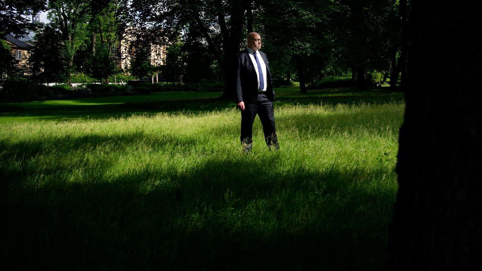 Morten Klein er en av Norges største investorer i spillsektoren. Eiendom har han kjøpt for å få litt mer trygghet.