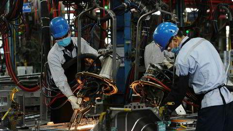 Sørøst-Asia opplever en vekst i utenlandske investeringer på grunn av handelskrigen mellom USA og Kina. Vietnam forventes å få en økonomisk vekst på syv prosent i 2018 – høyere enn Kina.