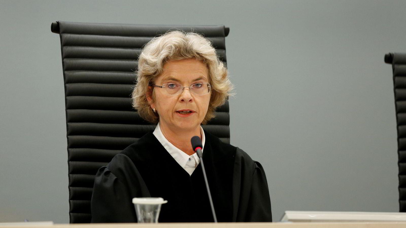 Tingrettsdommer Wenche Arntzen er blant søkerne til det ledige dommerembete i Høyesterett.