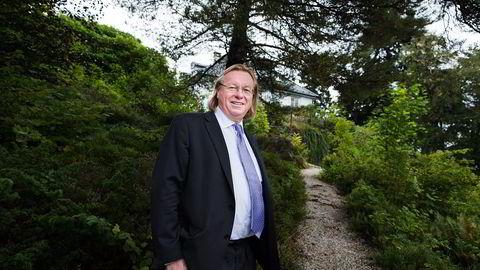 Berge Gerdt Larsen er en fri mann etter at en av de mest omfattende rettsprosessene i Norge noensinne nå er avsluttet. Foto: Per Thrana
