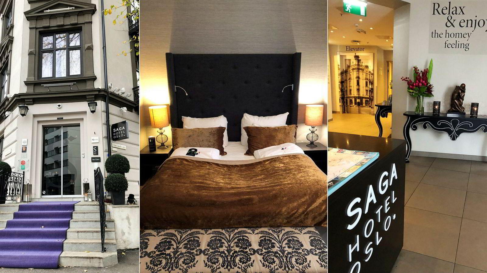 Saga Hotel ber gjestene føle seg som hjemme. Det er ikke vanskelig å følge oppfordringen, mener DNs tester.