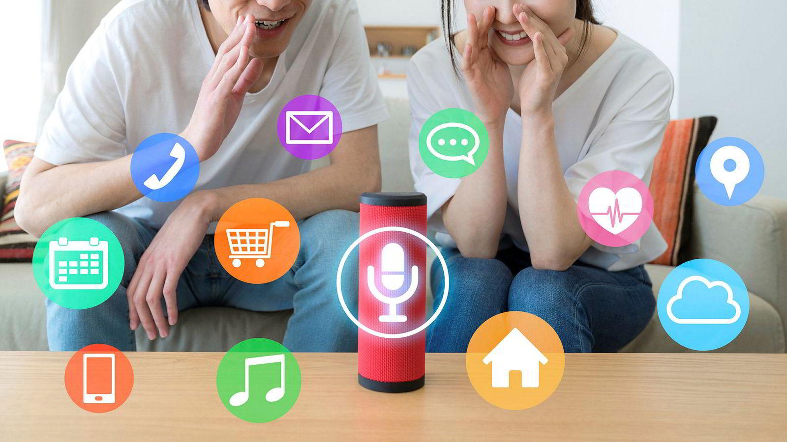 Nå kan de som hiver seg ut i stemmestyringsuniverset, få informasjon om alt brukerne spør etter, og utvikle innhold basert på hva etterspørselen faktisk er. 