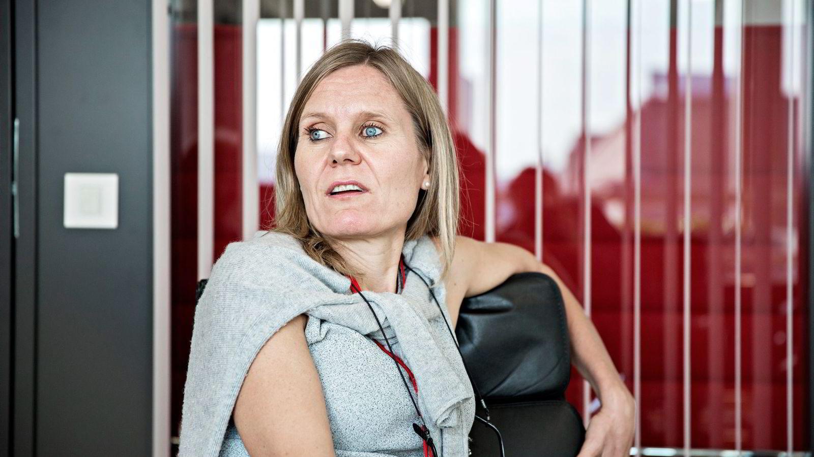 Sjef i VGTV, Helje Solberg, forteller at «Level Up» har mistet mange seere. Foto: Aleksander Nordahl