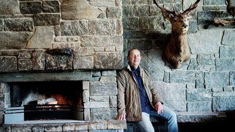 Hotellinvestor Pål Georg Gundersen har lagt bak seg et godt 2017. Foto: Hampus Lundgren