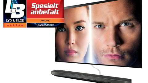 Denne tv-en setter en ny standard. Inntil videre.