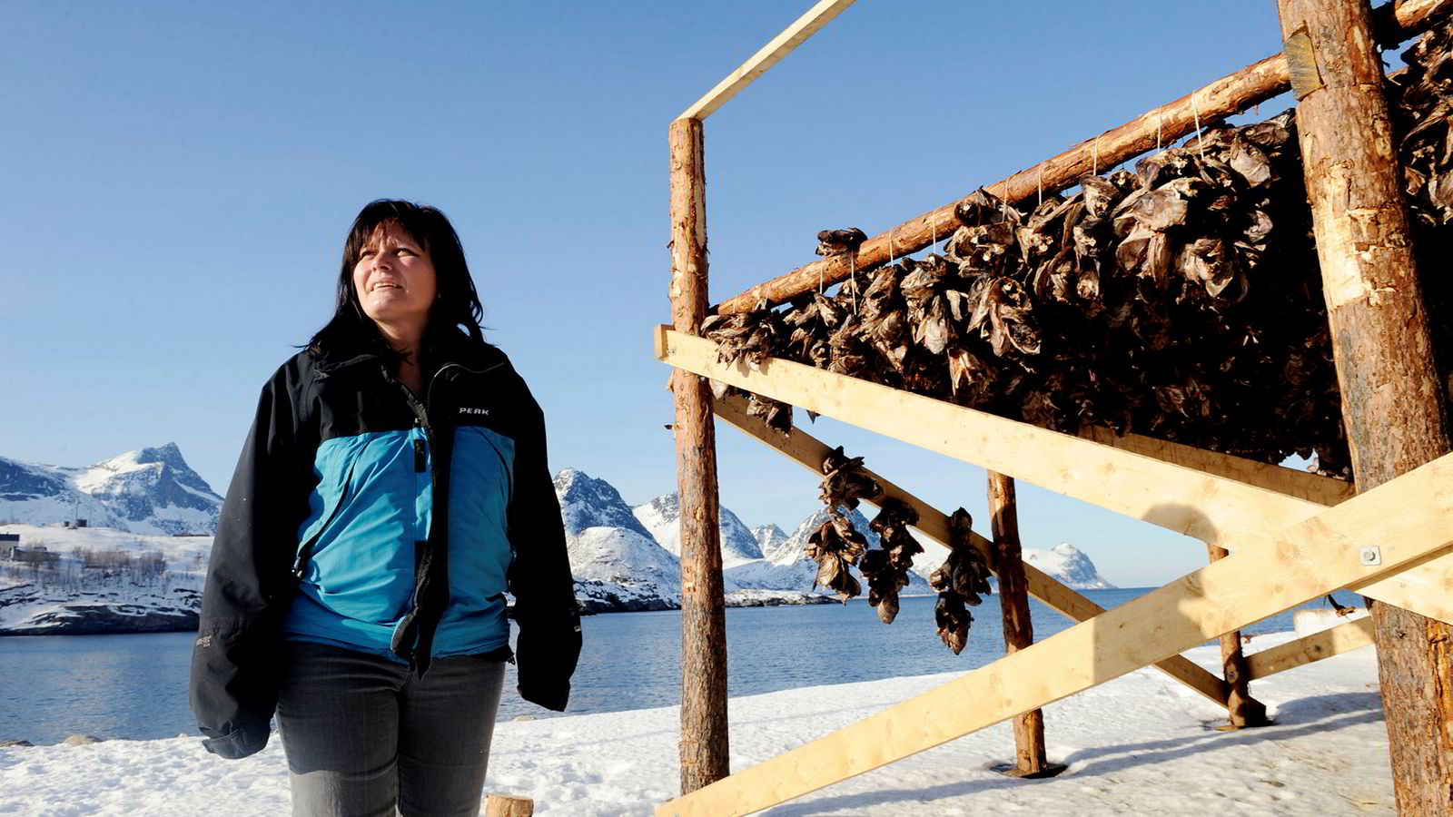 Administrerende direktør Rita Karlsen i familiebedriften Brødrene Karlsen er åpen for å betale selv for bedre fiskerikontroll.