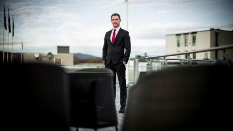 Arctic Fund Management og porteføljeforvalter Alexander Larstedt Lager leder DNs porteføljekonkurranse etter 31 uker med aksjeplukking.