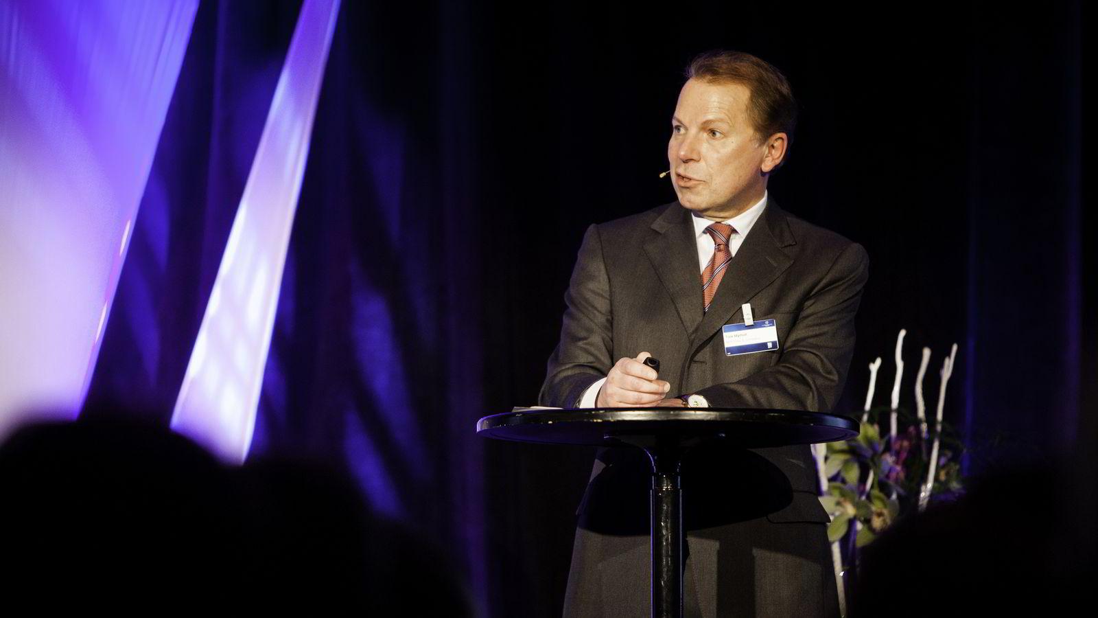 Partner Tore Myrholt i McKinsey & Company tjente 59 millioner kroner ifjor på kunder innen olje, gass og offshore.