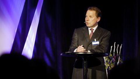 Partner Tore Myrholt i McKinsey & Company tjente 59 millioner kroner ifjor på kunder innen olje, gass og offshore. Foto: Morten Rakke