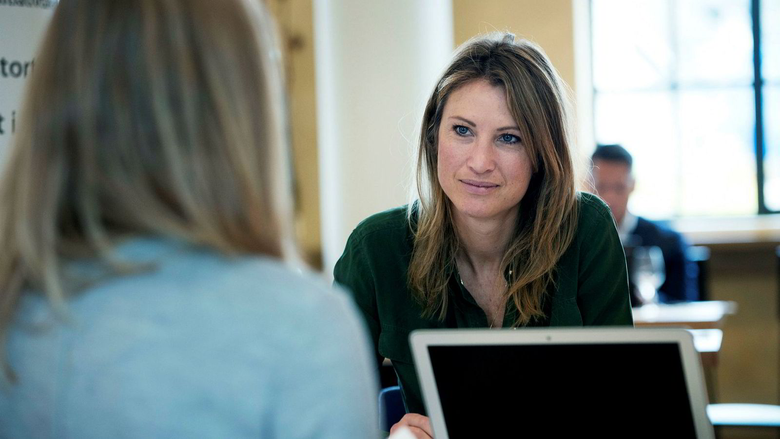 Eva Sannum kreativ leder i Geelmyuden Kiese.
