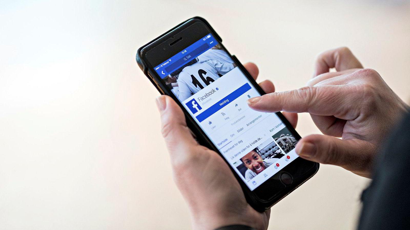 Facebook varsler store endringer i nyhetsstrømmen.