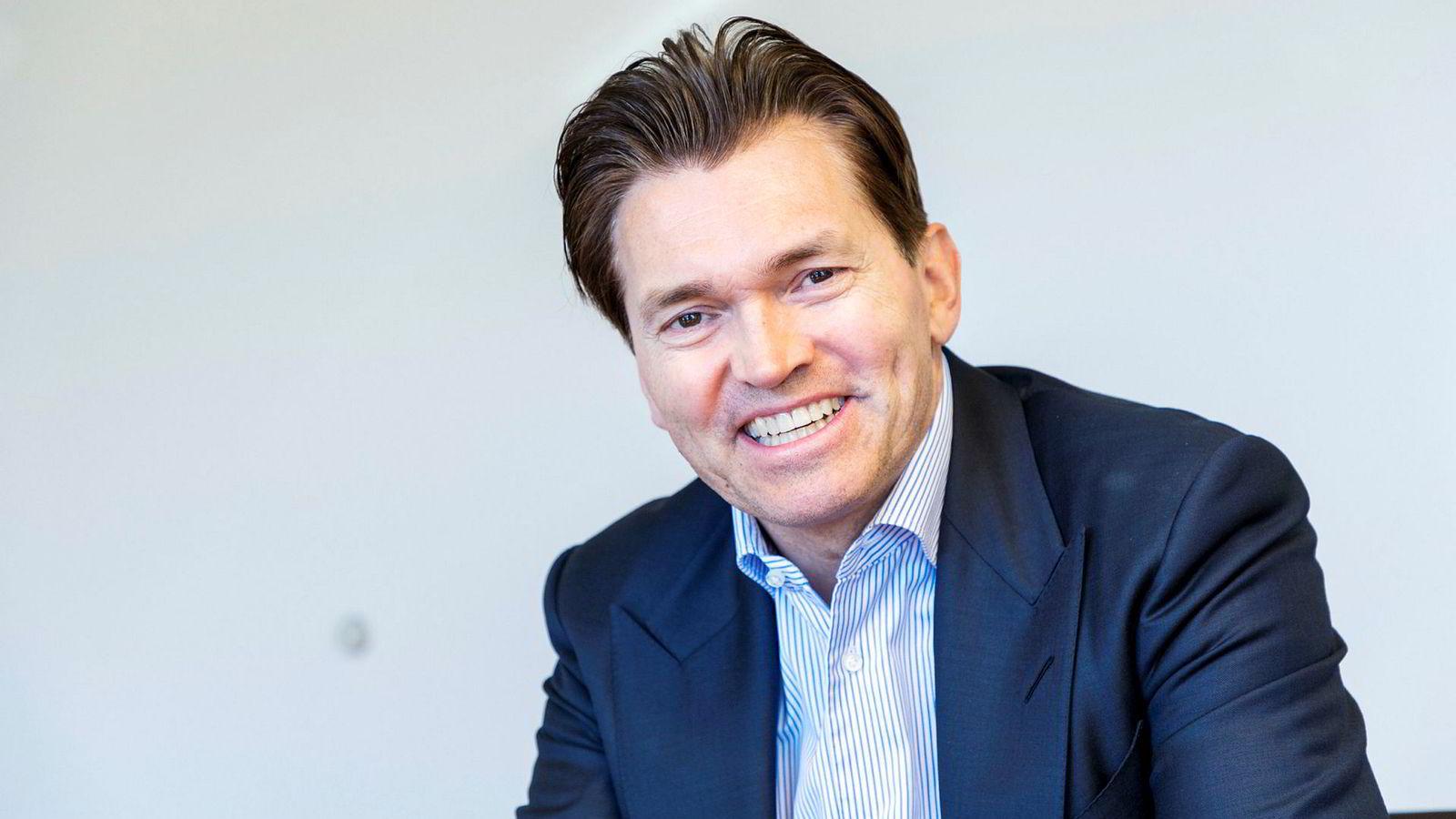 Investor Arne Fredly har gitt valgkampstøtte til Høyre.