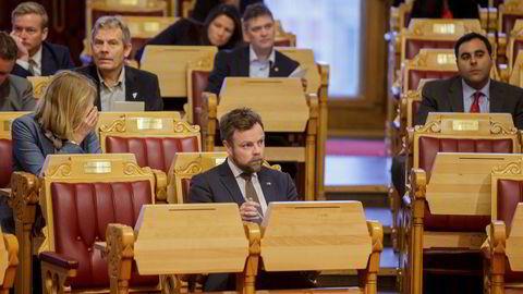 Kunnskapsminister Torbjørn Røe Isaksen. Foto: Javad Parsa