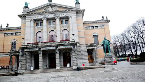 Nationaltheatret økte sine egne billettinntekter ifjor med 27 prosent til 56 millioner kroner. Foto: Anette Karlsen/