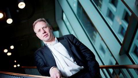 Aksjestrateg Kristian Tunaal i DNB Markets.