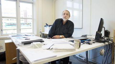 Westerdals-rektor Bjørn Jarle Hanssen erkjenner at skolens film og tv-linje var en egen studieretning. Nå skal Kunnskapsdepartementet vurdere om studiet, som ikke var formelt godkjent, har fått statsstøtte på feil grunnlag. Foto: