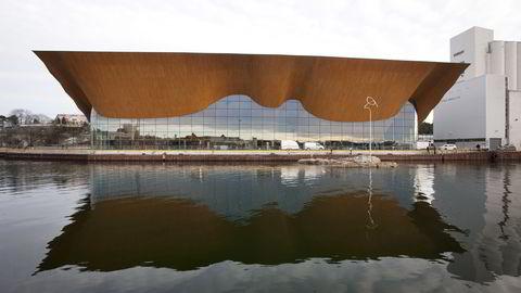 Kilden konsert- og teaterhus i Kristiansand får redusert momskravet fra redusert fra 294,4 millioner kroner til 20 millioner kroner. Foto: Tor Erik Schrøder /