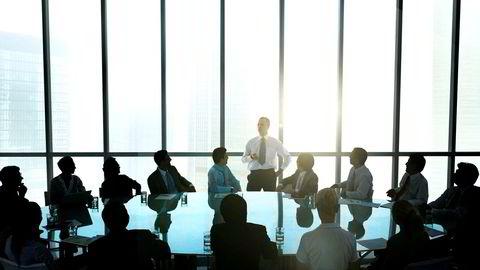 For ledere handler det ikke minst om å få frem overordnet hensikt. Være tydelig på hva vi skal oppnå sammen. Som lag og som nasjon, skriver artikkelforfatteren. Foto: Rawpixel/Getty Images/Istockphoto