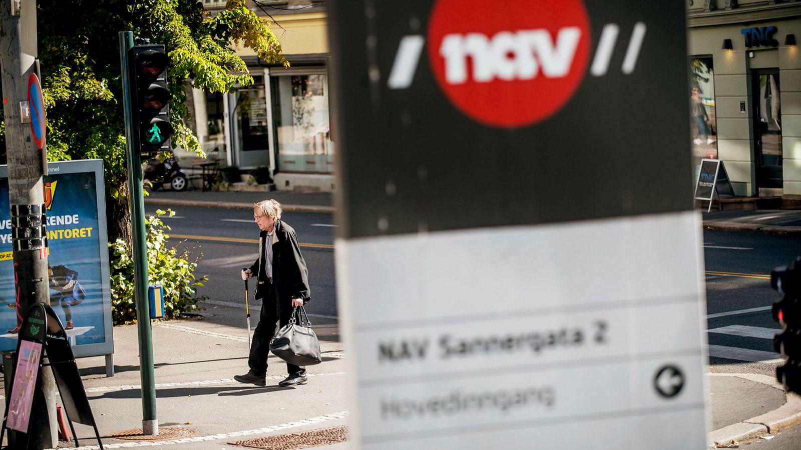 Fredag slapp NAV nye tall for arbeidsledighet.