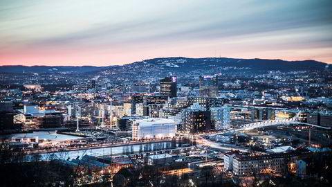 Kjøperen av en kjedet enebolig i Oslo oppdaget at huset var ni prosent mindre enn oppgitt i prospektet.