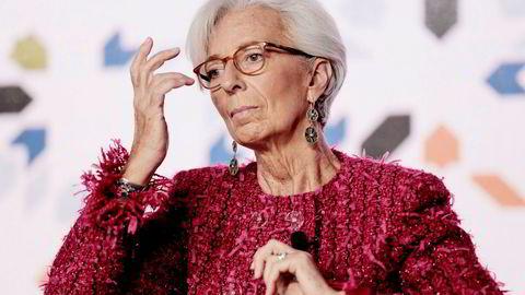 Sjefen i Det internasjonale pengefondet (IMF), Christine Lagarde, sa at helgens møte i IMF og Verdensbanken hadde gjort «fremskritt mot en dialog».