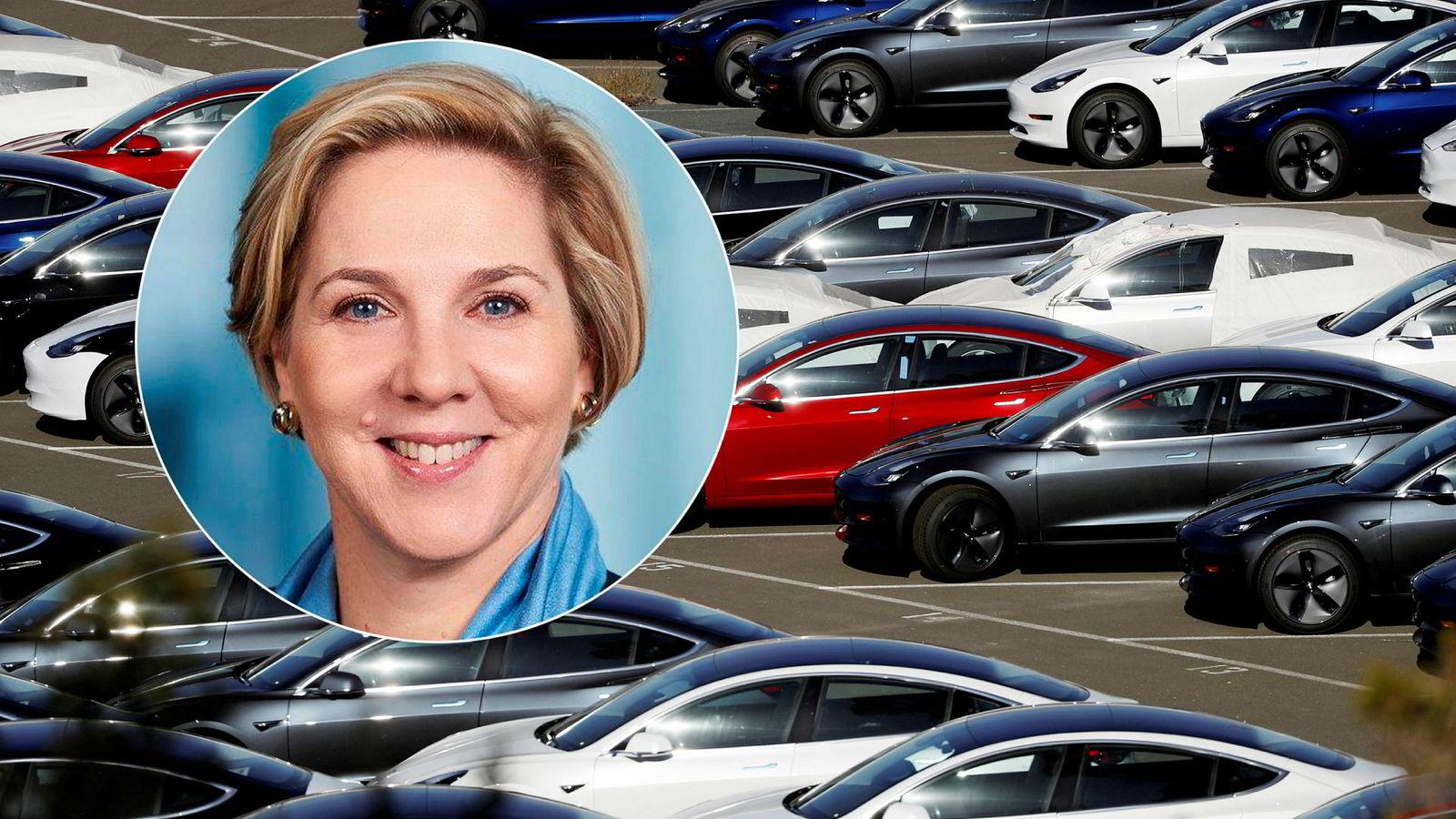 Robyn Denholm erstatter Elon Musk som Teslas styreleder, ifølge CNBC.