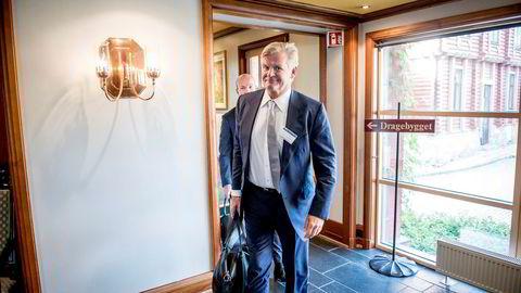 Tor Olav Trøim er grunnlegger og aksjonær i riggselskapet Borr Drilling.