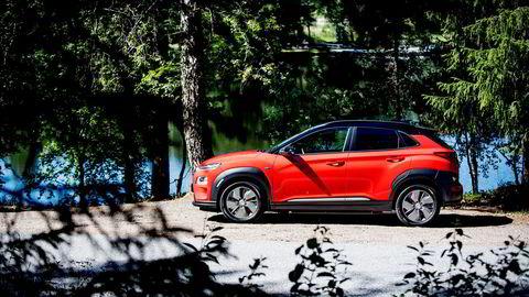 Hyundai Kona Electric er blitt en suksess lenge før noen har prøvd bilen.