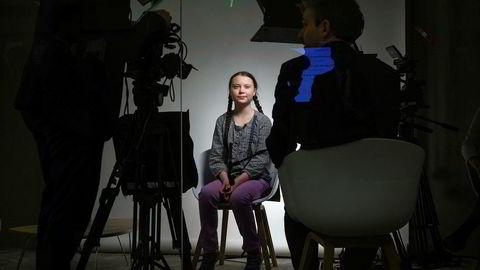 Den unge klimaaktivisten Greta Thunberg (16) er blant dem som er blitt hengt ut på XXL Sverige-sjef Per Sigvardssons Facebook-side. Nå går han av.
