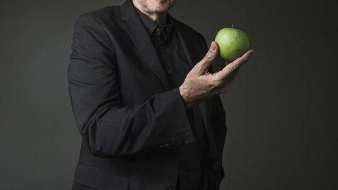 Less is more. Ken Segall, Steve Jobs' foretrukne reklamemann, mener Apples forenkling av både beslutningsprosesser og design er nøkkelen til selskapets vekst til å bli verdens mest verdifulle. Foto: Mano Strauch