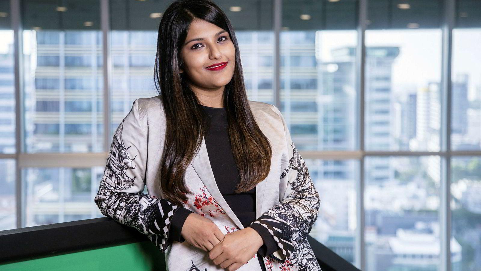 Ankiti Bose og selskapet Zilingo hentet denne uken 226 millioner dollar fra investorer.