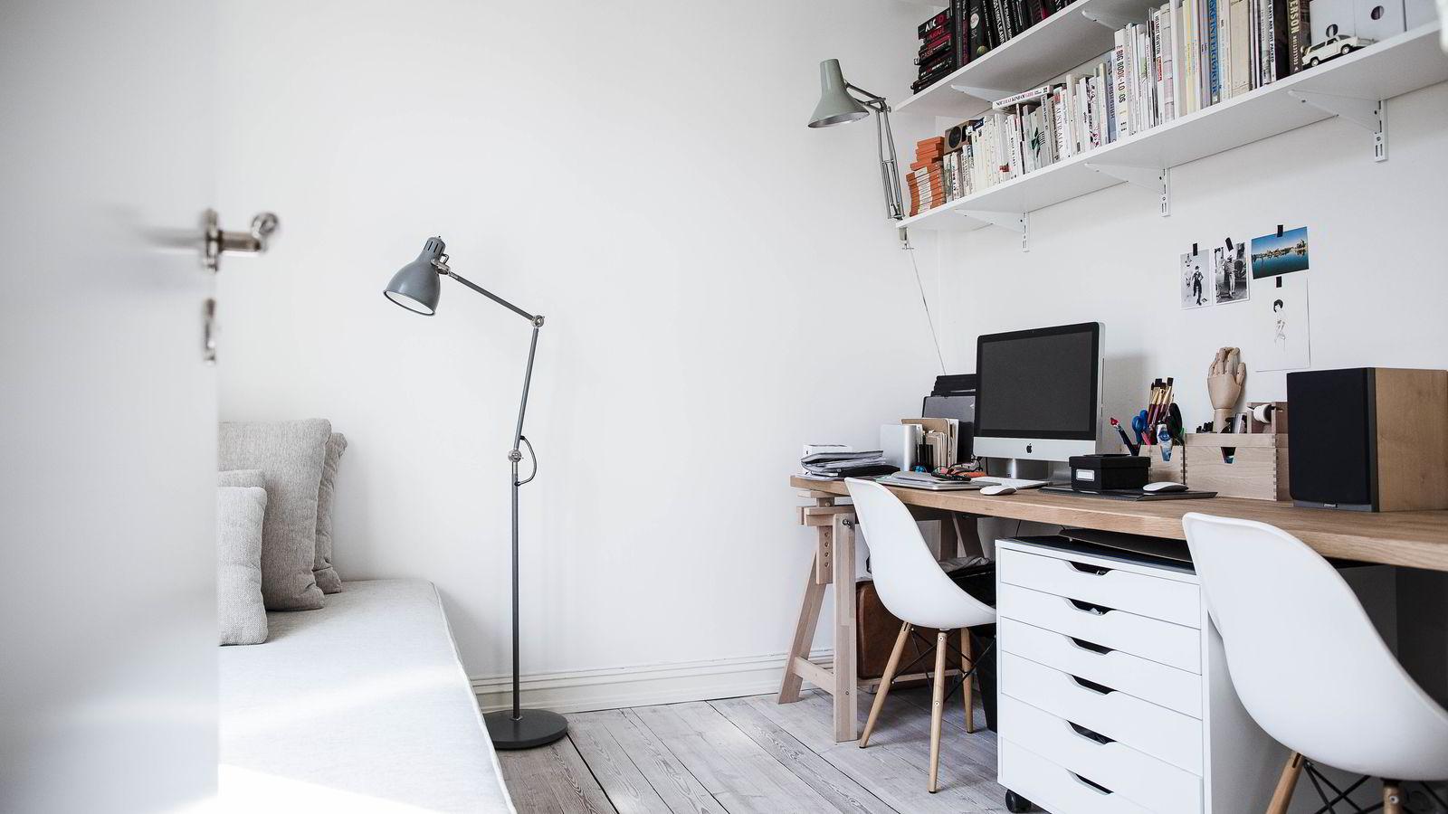 Selskapet Inkeys leverer tjenester til Oslo-folk som leier ut leiligheten sin gjennom Airbnb. Marianne Sæther brukte selskapet da hun leide ut leiligheten sin i sommer.