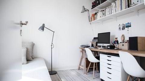 Selskapet Inkeys leverer tjenester til Oslo-folk som leier ut leiligheten sin gjennom Airbnb. Marianne Sæther brukte selskapet da hun leide ut leiligheten sin i sommer. Foto: Gunnar Blöndal