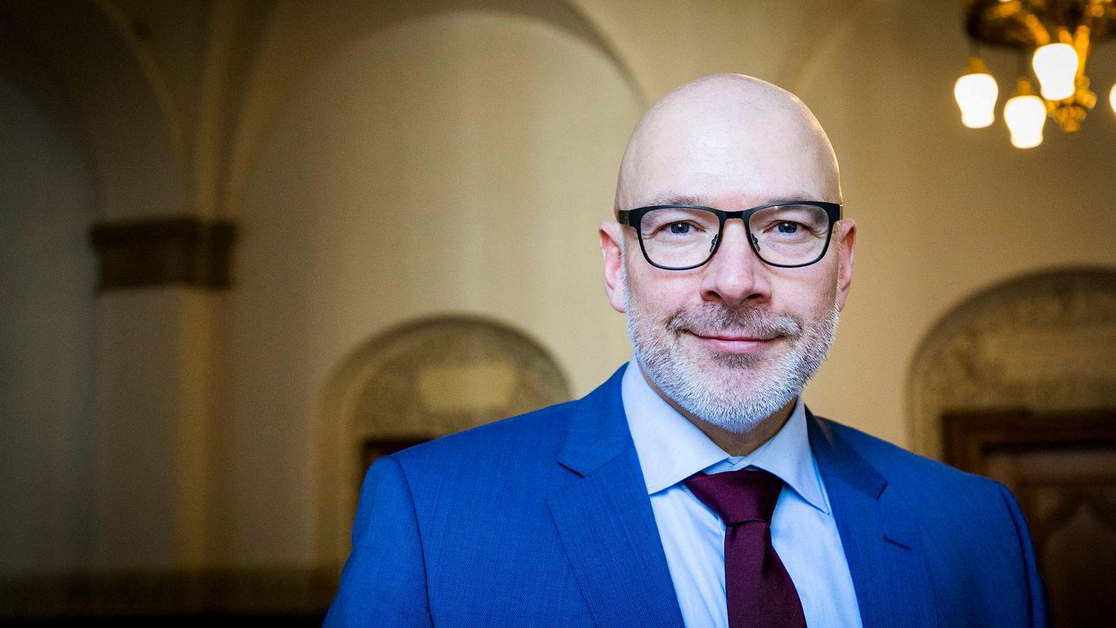 Head of Banking i Danske Bank, Jesper Nielsen, må gå.