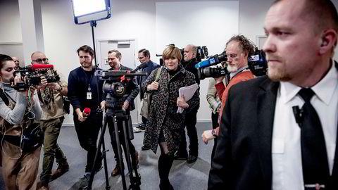 Stortinget holdt onsdag åpen høring om Christine Meyers avgang som administrerende direktør i Statistisk sentralbyrå i november.