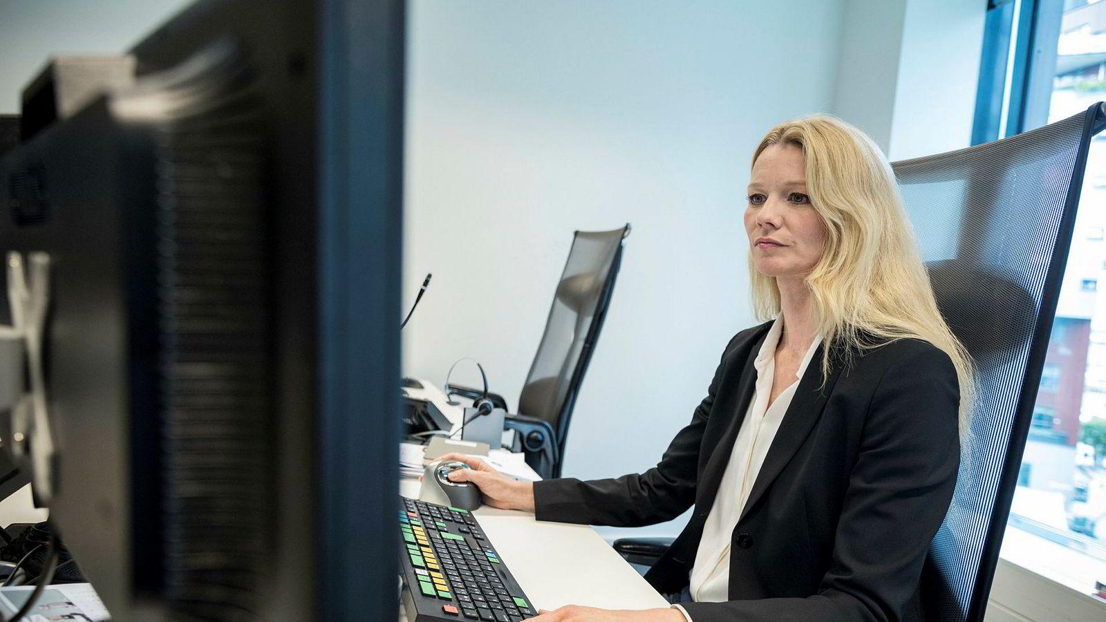 – Vi tror rentetoppen ble nådd i juni, sier sjeføkonom Kari Due-Andresen i Handelsbanken.