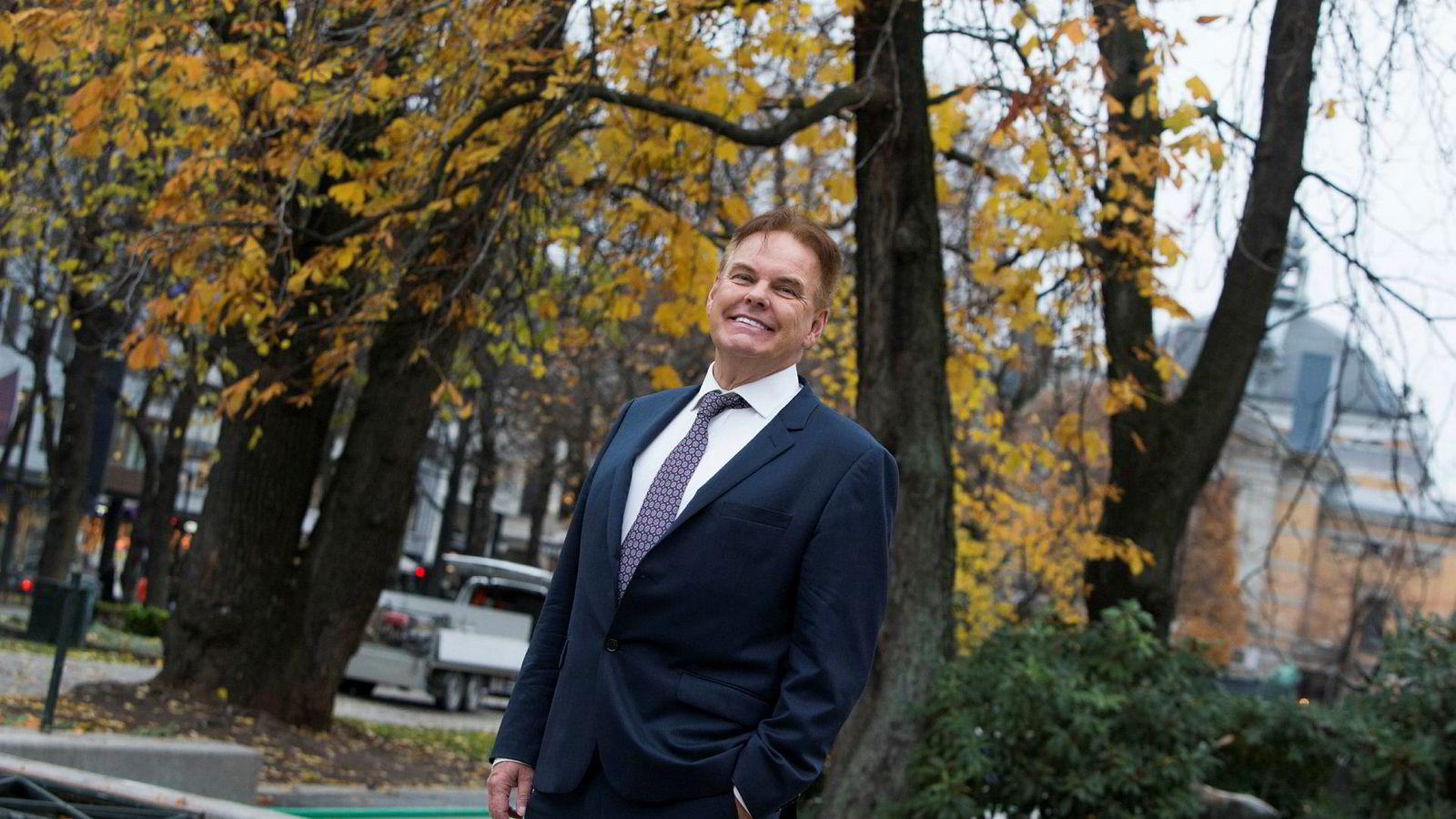 Rikard Storvestre er klart største aksjonær i kryptogruveselskapet Element, med aksjer for 18 millioner kroner.
