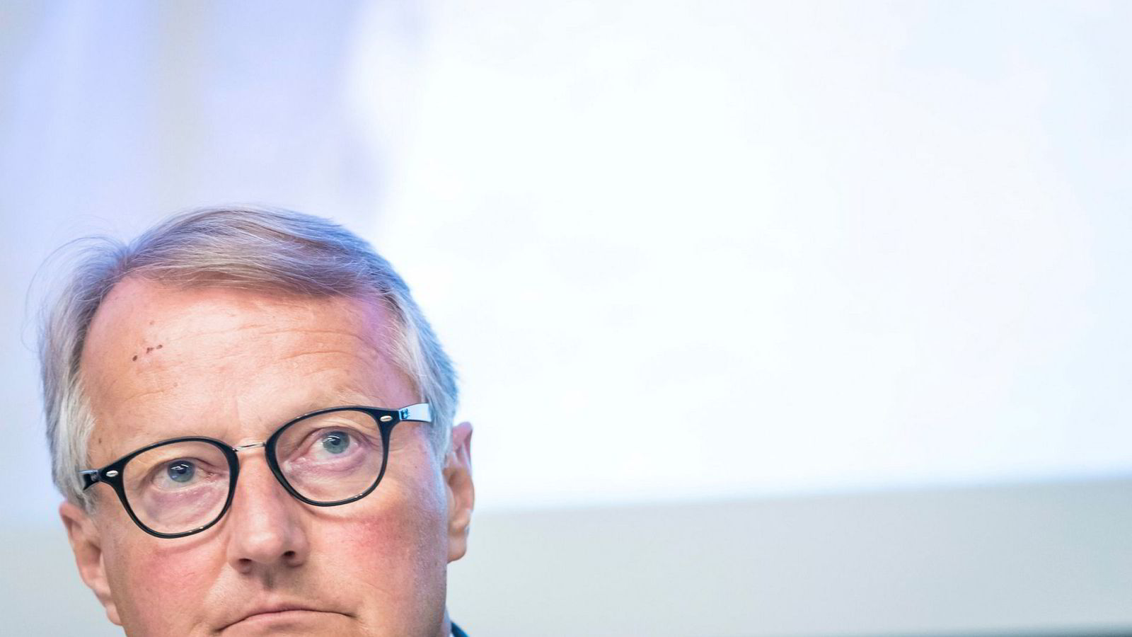 Konsernsjef Rune Bjerke erkjenner at DNB ikke har lykkes med å oppnå en god nok kjønnsbalanse i DNB Markets, landets største meglerhus.