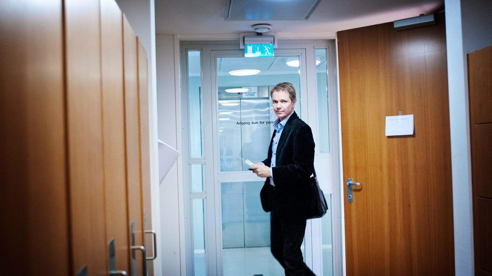 Euroteam-gründer Andreas Gyrre var én av to som risikerte fengsel knyttet til videresalg av OL-billetter i London. Nå er han frikjent.