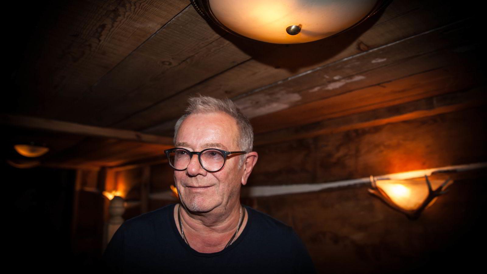 Åge Aleksandersen spilte inn i overkant av 13 millioner i fjor - en liten nedgang fra året før. Foto: Geir Otto Johansen