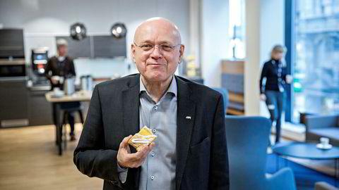 Bjørgulv Braanen har varslet at hans tid som sjefredaktør i Klassekampen er over. Men først kan han glede seg over sterk vekst i pressestøtten i år.