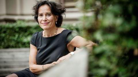 Kari J. Spjeldnæs, som slutter som forlagsdirektør i Aschehoug, har alltid lest mye. Hun forteller at lesing både gir mening og glede.