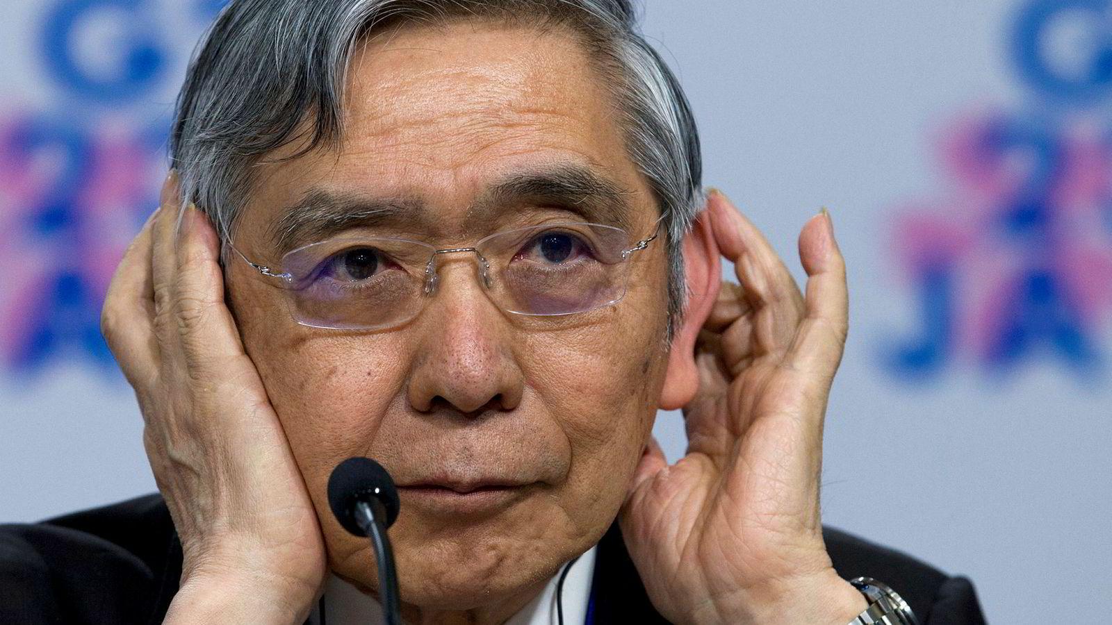 Den japanske sentralbanken er bekymret for økt proteksjonisme i verdensøkonomien. Mye avhenger av hva som skjer i handelsforhandlingene mellom Kina og USA de neste dagene.