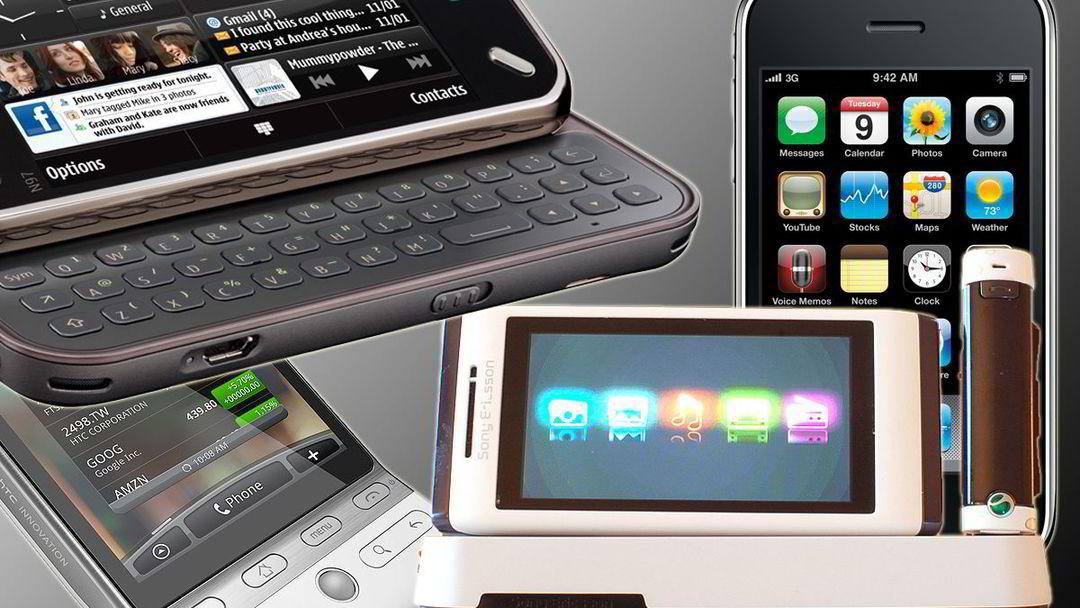 Nokias gave til bedriftene | DN
