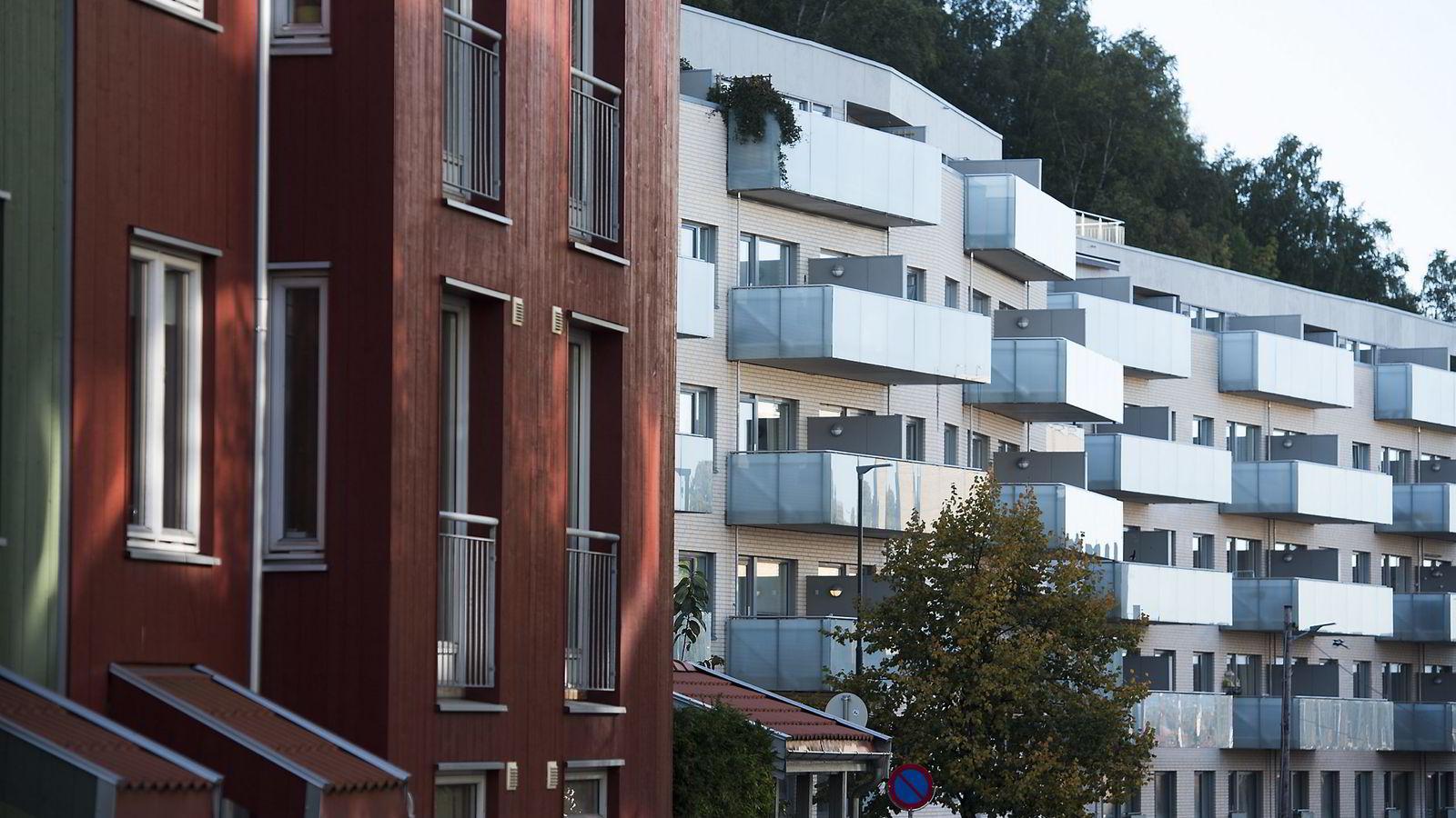 Det er enorme krefter som virker i boligmarkedet nå, og eventuell boligmangel behøver ikke engang være med i ligningen, sier forfatteren.