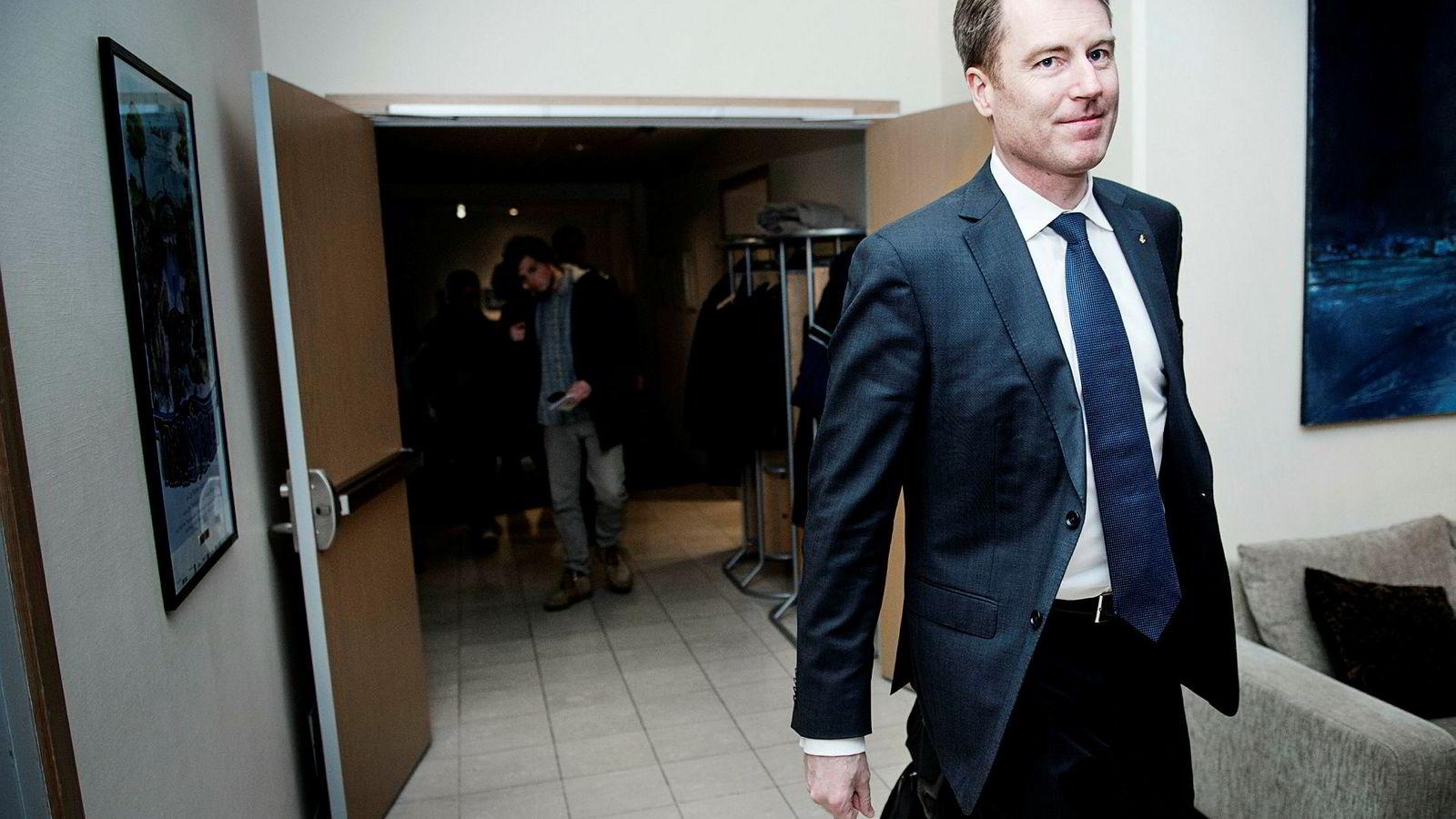 Paal Kibsgaard, eller Pål Kibsgaard-Petersen som han heter på norsk jord, er den norske toppsjefen med desidert høyest lønn.
