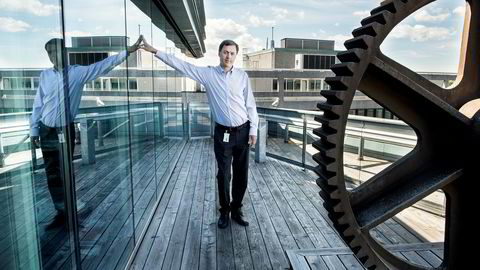 Leder av Norsk Industri, Knut Sunde, er svært fornøyd med at EU gjør et unntak for Norge.