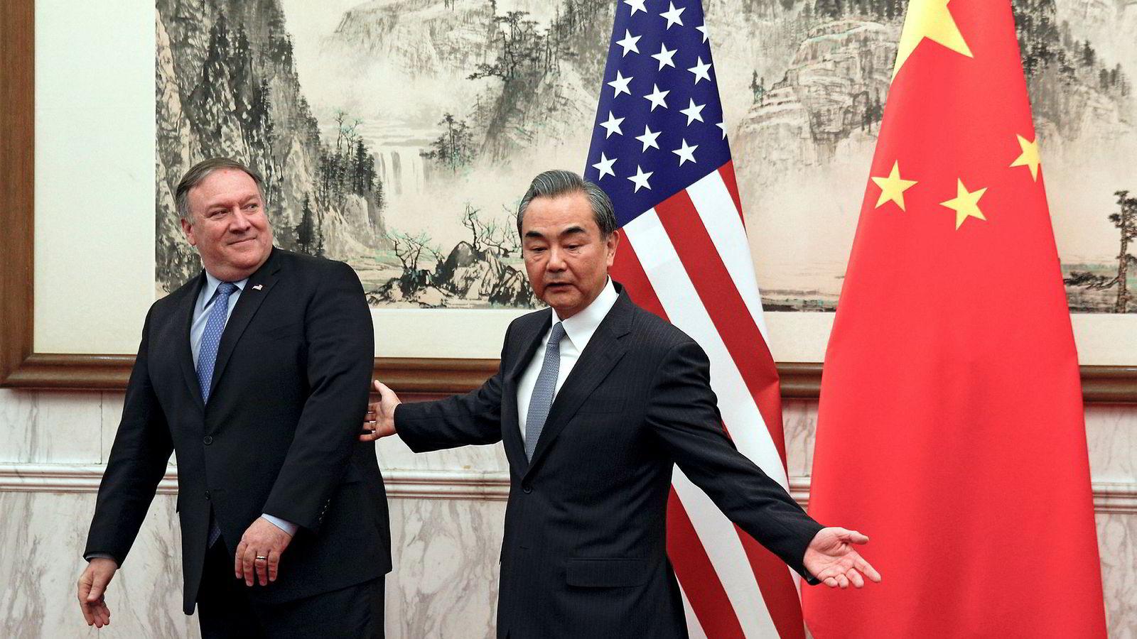 USAs utenriksminister Mike Pompeo har vært på en rundreise i Latin-Amerika. Han advarte mot Kinas økende innflytelse i regionen, som har behov for kapital til investeringer i blant annet infrastruktur.