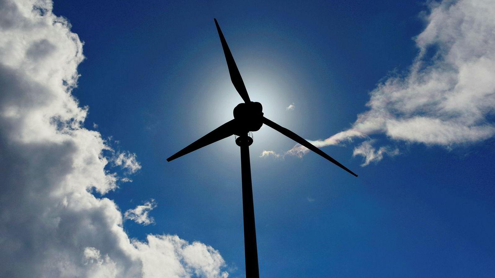 Den nye verdidriveren de neste mange årene kommer trolig til å bli vindkraft, skriver artikkelforfatteren.